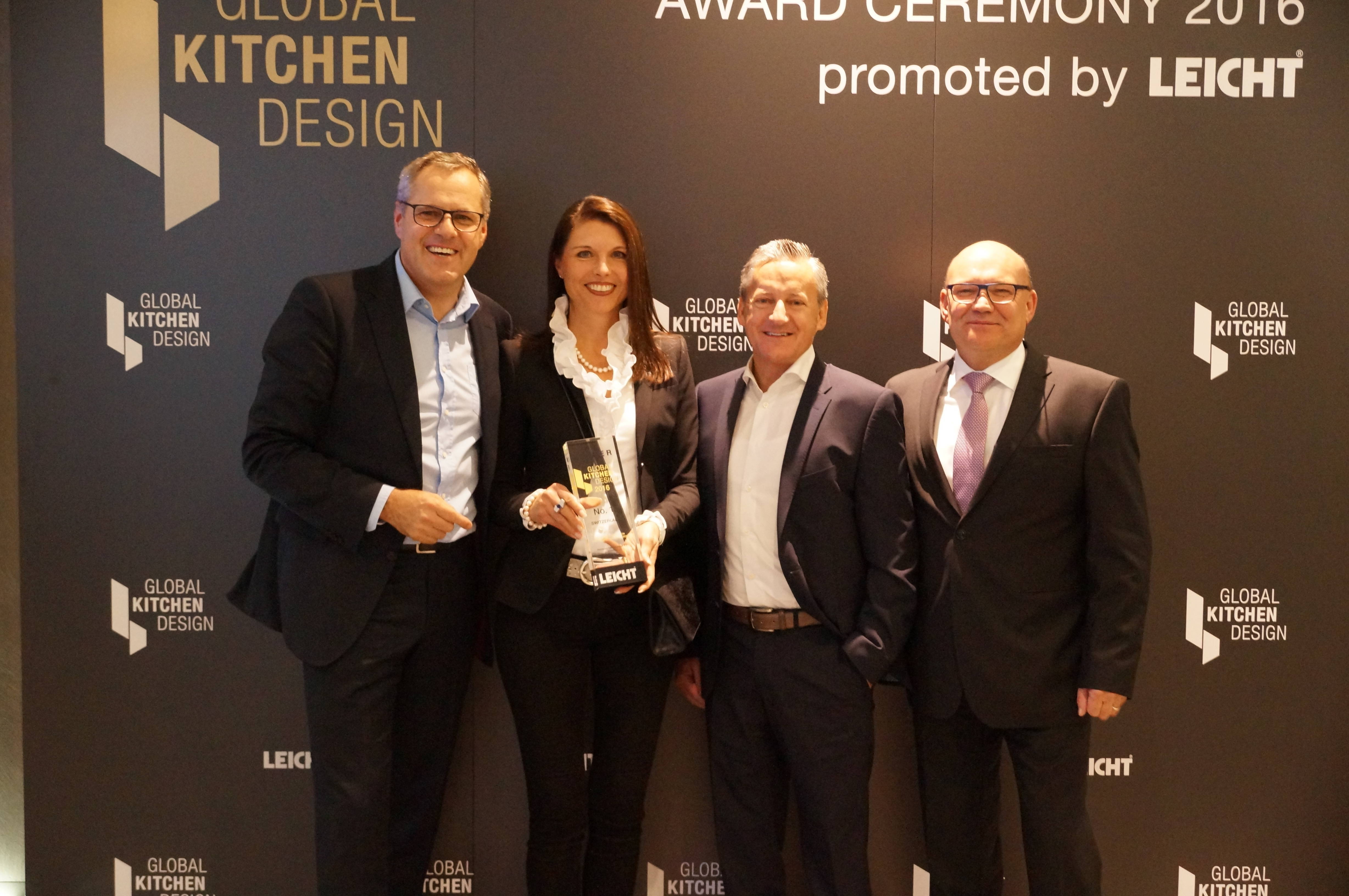 Global Kitchen Award Rang 1