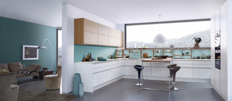 les couleurs le corbusier ambiance k chen b der. Black Bedroom Furniture Sets. Home Design Ideas
